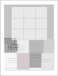 Thursday Sketch: Grid Upon Grid