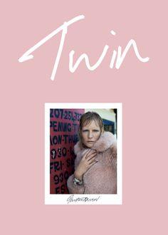 Twin magazine issue 9 Kirsten Owen by Scott Trindle
