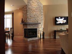 KARMA - Ressentir la chaleur d'un foyer est toujours accueillant pour son propriétaire après une dure journée. Construction, Prestige, Karma, Collection, Home Decor, House, Building, Homemade Home Decor, Interior Design