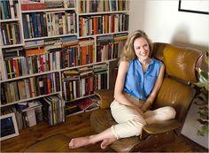 Dream book shelf apartment Chuck Grant | Rue