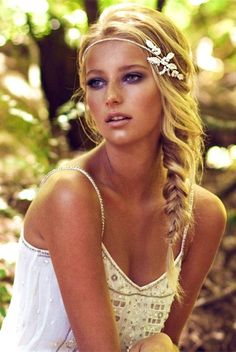 43 Bohemian Hairstyles Ideas For Every Boho Chic Junkie #boho #hairstyles #for #long #hair #bohemian #braids #hippie