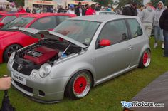 Very tidy Lupo GTI at Edition 38 2011.