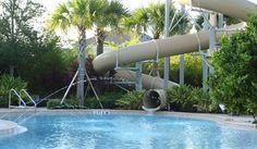 Winding Waterslide at Windsor Hills Resort, Orlando Stay at The Palms 6 bed villa and get FREE access to resort facilities ID 579 | Direct Villas Florida