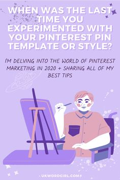 Should I Have a Theme On Pinterest? ~ Is it important + why I don't always recommend it ... | UKWordGirl | #PinterestTips #PinterestMarketing | Pinterest For Bloggers | Digital Marketing | Blog Marketing | Content Creators | Beauty Bloggers | Fashion Bloggers Social Media Marketing, Digital Marketing, Pinterest Marketing, Fashion Bloggers, I Am Awesome, Content, Tips, Beauty, Cosmetology