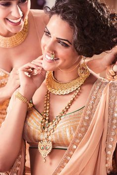 Mesmerizing Bridal Jewellery collection by @tanishq
