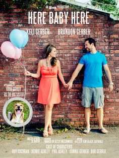 Pregnancy Announcement  #herecomesbaby #MaternityPhotography