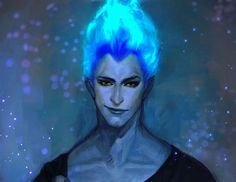 whoa. Hunkified Disney Villains - Pixiv Artist J Gives Ugly Antagonists a Handsome Makeover (GALLERY)