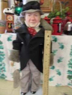 WC Fields Centennial Doll by thevillagemagpie on Etsy