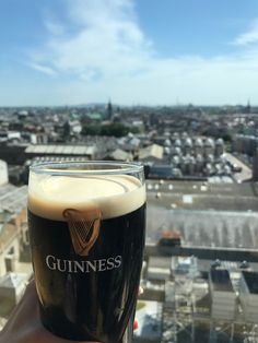 The Guinness Storehouse in Dublin, Ireland Stuff To Do, Things To Do, Guinness Storehouse, Dublin City, Dublin Ireland, Solo Travel, Day Trips, Explore, Black