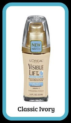 Wishlist * L'Oreal * Visible Lift Serum Absolute Foundation * Classic Ivory