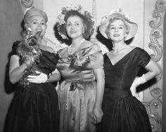 Zsa Zsa, mama Jolie, and Eva Gabor