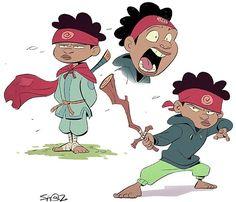 Few more  #art #animation #cousinjeremyshouse #ninjaboi #artistworkout #cartoon #design #sketch #staytooned