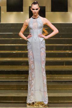Atelier Versace Spring 2012 Couture Collection Photos - Vogue