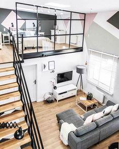 9 casas pequeñas con interiores sorprendentes - Mi Casa