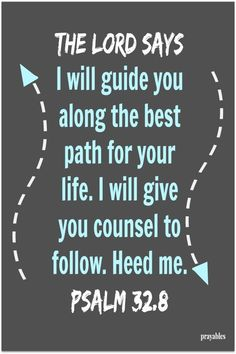Here's a Bible picture quote from Psalm brought to you by Prayables Bible Verses Quotes, Bible Scriptures, Faith Quotes, Faith Prayer, Faith In God, Spiritual Quotes, Positive Quotes, Favorite Bible Verses, Quotes About God