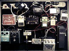 My pedalboard