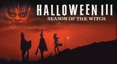 Halloween III: Season of the Witch (i.e., the Halloween movie that replaced Michael Myers with brain-melting rubber masks).
