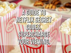 Netflix has secret codes you can use to make choosing something...