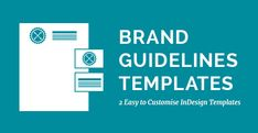 Brand Guidelines Templates
