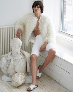 Publication: Flair Germany March 2015 Model: Alana Bunte Photographer: Manolo Campion