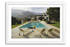 Slim Aarons, Kaufmann Desert House on OneKingsLane.com
