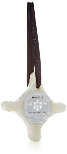 spongellé vacances Décoration Le Corps infusé Tampon, Grenade 99 g: Celebrate your skin this Holiday Season with this Snowflake body…