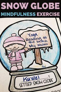 Winter Mindfulness Activities for Kids - Counselor Keri