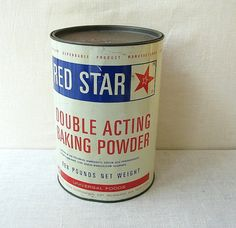 Vintage Tin Advertising by PassedBy on Etsy, $16.00