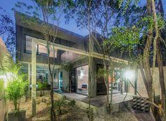 Casa T by Studio Arquitectos -  Mexico.
