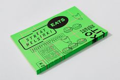 Print / Print with fluorescent detail for Streat Helsinki designed by Kokomo & Moi