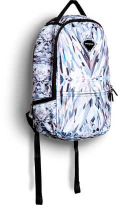 www.hiphopcloset.com - Sprayground Diamonds Backpack