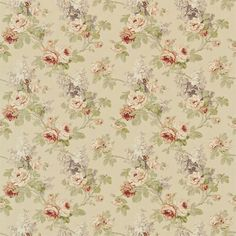 Sanderson - Traditional to contemporary, high quality designer fabrics and wallpapers | Products | British/UK Fabric and Wallpapers | Sorilla (DAUP224416) | Autumn Prints