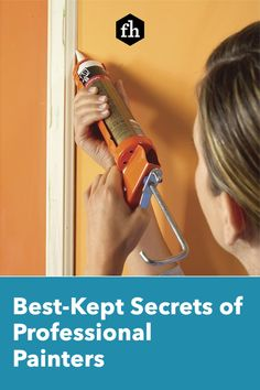 Learn how to paint like a pro and pick up some great tips for achieving a perfectly smooth and even paint job. Painting Tips, House Painting, Painting Techniques, Best Kept Secret, The Secret, Lead Paint, Professional Painters, Buying A New Home, Paint Furniture