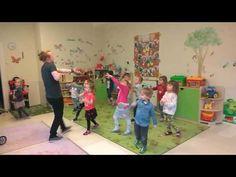 YouTube Kindergarten Music Lessons, Zumba Kids, Dance Games, Music Activities, Reggio Emilia, Sensory Play, Preschool, Classroom, Songs