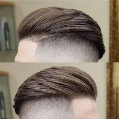 likes, 14 comments – Hairstylemens (Hairstylemens) a … – Hair Style Mens Hairstyles With Beard, Undercut Hairstyles, Hair And Beard Styles, Hairstyles Haircuts, Haircuts For Men, Curly Hair Styles, Undercut Men, Faded Hair, Pompadour