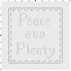 Notforgotten Farm: Peace and Plenty Freebie ~ Thanks Lori!