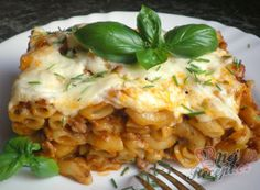 Hungarian Recipes, Pasta Recipes, Risotto, Macaroni And Cheese, Recipies, Food And Drink, Healthy Recipes, Baking, Ethnic Recipes