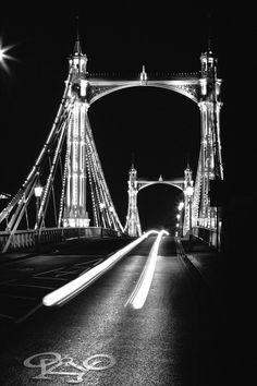 georgie kerr photography | albert bridge | london
