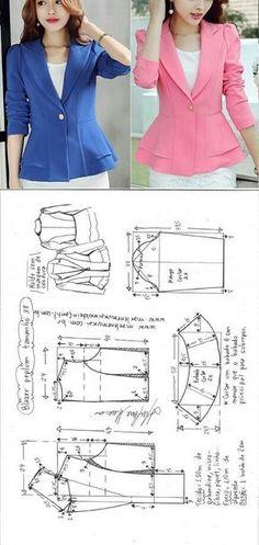 Blazer pattern...