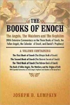 Books of Enoch: The Angels, the Watchers and the Nephilim (Paperback) | Overstock.com Shopping - The Best Deals on Bibles - Other