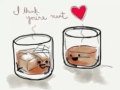 Whisky Puns Are the Best Puns - Video and Pics of FAILS from the night life and party scenes of the world. Funny Valentine, Valentine Day Cards, Happy Valentines Day, Whiskey Quotes, Whiskey Girl, Alcohol Humor, Distillery, Me As A Girlfriend, Medium