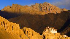 Lamayuru Monastery  Jochen Schlenker/Corbis | Lamayuru Monastery, Kargil District, western Ladakh, India (© Jochen ...