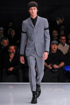 Z Zegna Collection Slideshow on Style.com