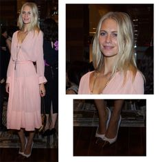poppy delevigne photo - Look at those shoes!