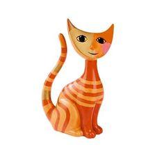 Gatti di ceramica