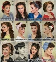 Image Result For 50s Hairstyles For Long Hair Tutorial Retro Hairstyles Tutorial Retro Hairstyles Rockabilly Hair
