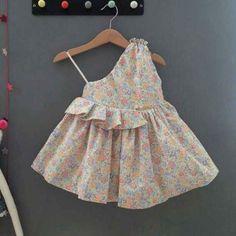 Crumelis One Shoulder Dress