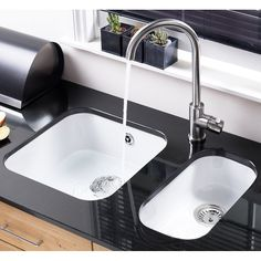 Astracast Lincoln White Ceramic Large Single Bowl Undermount Sink ...