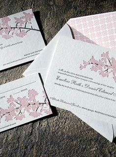 Kurai Wedding Invitation by Smock available at Judy Paulen Designs