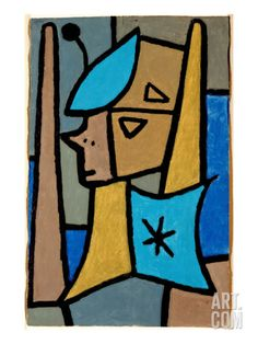 The Sailor, 1940 Giclee Print by Paul Klee at Art.com